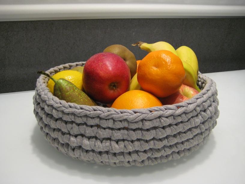 Frutero de trapillo